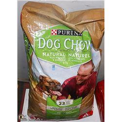 19.3KG BAG OF PURINA FARM RAISED CHICKEN DOG CHOW