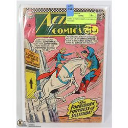 COMIC ACTION COMICS # 336 ORIGIN FIREBIRD
