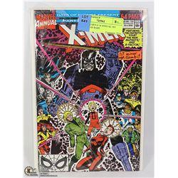 COMIC X-MEN # 14 ANNUAL 1ST GAMBIT AS BABY