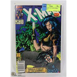 COMIC X-MEN # 267 2ND GAMBIT APPERANCE