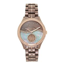 NEW MICHAEL KORS 38MM MOTHER-OF-PEARL MSRP $308