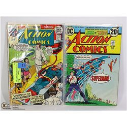 2 COLLECTOR ACTION COMICS #403, 426