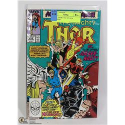 COMIC THOR # 412 1ST NEW WARRIORS