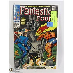 COMIC FANTASTIC FOUR # 80