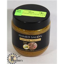 HAMED SALON GOLD FACIAL SCRUB