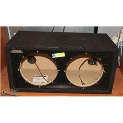 """BASS SLAMMER 10"""" SUB BOX"""