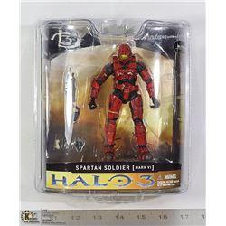 MCFARLANE HALO 3 SERIES 1 SPARTAN SOLDIER: RED