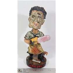 LEATHERFACE COLLECTIBLE BOBBLEHEAD