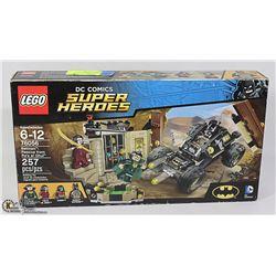 LEGO DC COMICS SUPERHEROES BATMAN RESCUE FROM