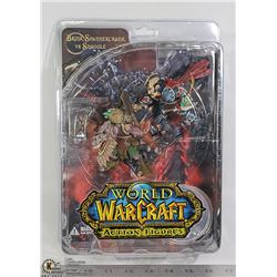 WORLD OF WARCRAFT BRINK SPANNERCRANK VS.