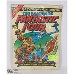 MARVEL TREASURY EDITION:  THE FABULOUS FANTASTIC