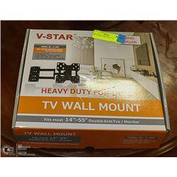 "HD TV WALL MOUNT 14""-55"""