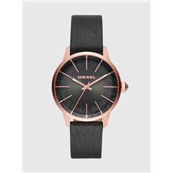 NEW DIESEL CASTILA  38MM GLITTERED DIAL WATCH