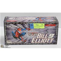 1:24 DIE CAST ELLIOT SUPERMAN COMIC ACTION NASCAR