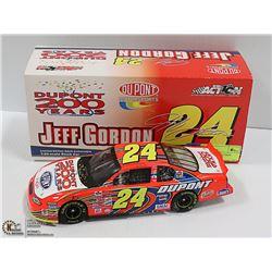 1:24 DIE CAST GORDON ACTION NASCAR