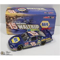 1:24 DIE CAST WALTRIP ACTION NASCAR