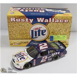 1:24 DIE CAST WALLACE ACTION NASCAR