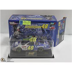 1:24 DIE CAST JOHNSON REVELL NASCAR