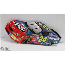 """19"""" GORDON CERAMIC WALL PLAQUE NASCAR"""