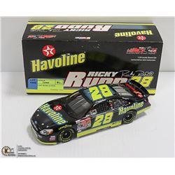 1:24 DIE CAST RUDD ACTION NASCAR