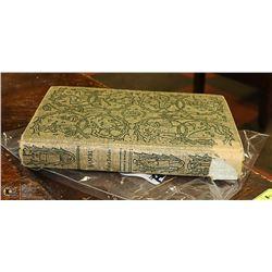 1928 BAMBI BOOK BY FELIX SALTEN