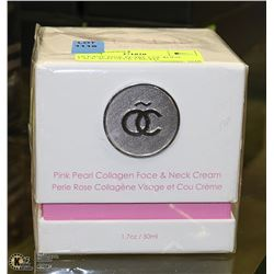 OCEANE PINK PEARL COLAGEN FACE AND NECK CREAM