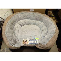 SIZE LARGE, PREMIUM SUPPORT ORTHOPEDIC DOG BED