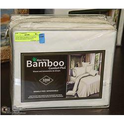 ALOE VERA BAMBOO COMFORT PLUS 3200 SERIES WRINKLE
