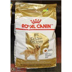 ROYAL CANIN DOG FOOD, GOLDEN RETRIEVER