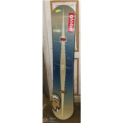 BLUE VISION 150 CM SNOWBOARD - MADE IN