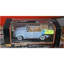 SPECIAL EDITION VOLKSWAGON MODEL CAR