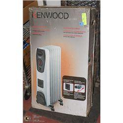 KENWOOD ELECTRIC RADIATOR