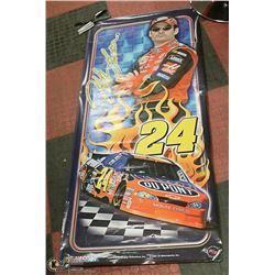 26 X 58 JEFF GORDON VINYL POSTER NASCAR