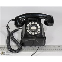 50'S CLASSIC BLACK PHONE,WORKING