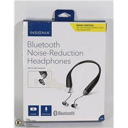INSIGNIA NOISE REDUCTION BLUETOOTH HEADPHONES