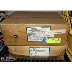 """2 BOXES 3/8"""" NUTS - 16.75KG BOX"""