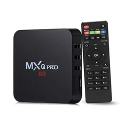 NEW MXQ PRO ANDROID TV BOX