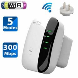 NEW WIRELESS-N WIFI REPEATER / RANGE EXTENDER