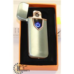NEW RECHARGABLE USB WINDPROOF LIGHTER