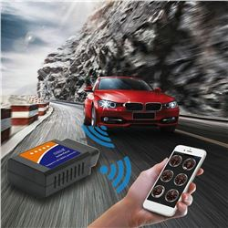NEW OBD2 BLUETOOTH CODE READER