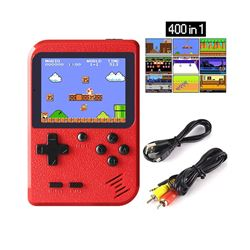 NEW 400 BUILT IN GAMES HANDHELD GAME