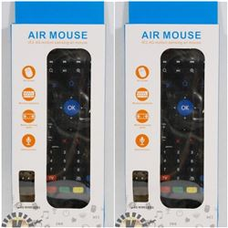 LOT OF 5 NEW 2.4G AIR MOUSE