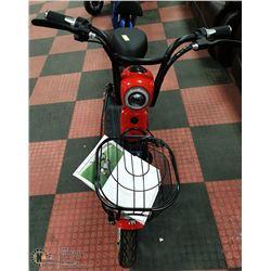 BRAND NEW POWER BICYCLE - 500WATT MOTOR RED