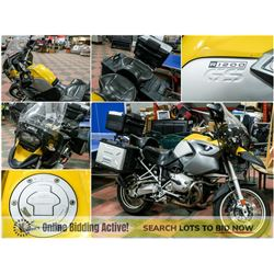 FEATURED 2006 BMW R1200 ENDURO BIKE