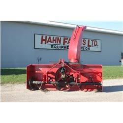 Artsway 5384 7' 3pth snow blower, hydraulic turn, pull type