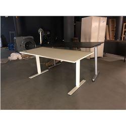 2 Desks/Tables