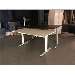 2 Desks/Tables
