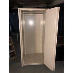 Bifold Storage Cabinet and Desk