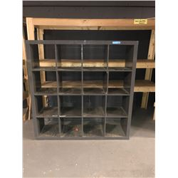 Cubicle Storage Shelves