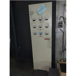 Ships Engine Room front panel- Movie Prop